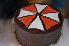 Umbrella corporation Kuchen :)