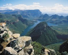 The Panorama Route is a scenic route along Mpumalanga Escarpment with Blyde River Canyon, the third largest canyon in the world. Restaurants, Hotels, Out Of Africa, Above The Clouds, Camping, Travel Planner, Africa Travel, Trip Planning, Places To See