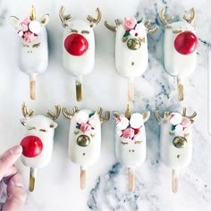 Merry christmas popsicles by @rymondtn he is the king of popsicle
