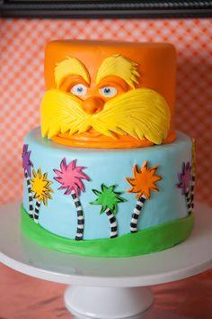 Lorax-Cake