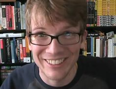 Hank Green. One of the coolest people on this place we call the internet.