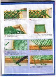 Картинки по запросу telar cuadrado puntos
