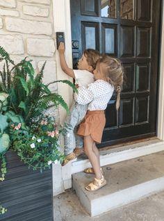 Dig Gardens, Back Gardens, Garden Posts, Ring Doorbell, Urban Survival, Garden Structures, Our Kids, Garden Styles, Baby Fever