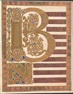 Evangeliar (Codex Aureus) - BSB Clm 14000 a | Flickr: Intercambio de fotos