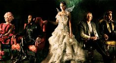 the hunger games cast in costume - Google Search