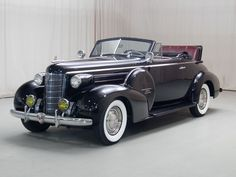 1937 Oldsmobile L37 Convertible