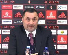 """Mirabelli: """"Il rinnovo di Gattuso? Aprendo l'uovo di Pasqua lo troveremo"""" #Calciomercato #News #Top_News #gattuso #Milan"""