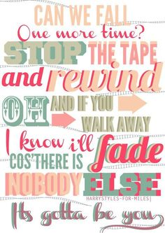 Gotta Be You | One Direction