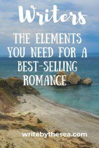 elements of romantic fiction