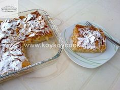 2411201634432-2 Baklava Recipe, Greek Cooking, Dessert Recipes, Desserts, Cake Toppers, Nom Nom, Recipies, Muffin, Food And Drink