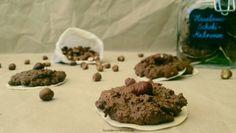 Haselnuss-Schoko-Makronen // Hazelnut-Chocolate-Macaroons