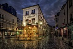 Montmartre by Matt Kloskowski