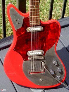 1967 Framus c.1967 Framus 5/168-52 Strato de Luxe Dakota Red > Guitars : Electric Solid Body - The Guitar Broker