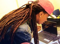 ISSA THOMPSON...I normally am not into dreads...but OMG he is sexy