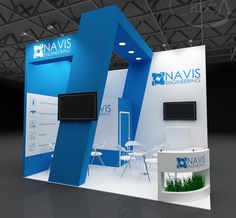 Ideas for design exhibition booth simple Exhibition Stall, Exhibition Booth Design, Web Banner Design, Display Design, Wall Design, Stage Design, Event Design, Expo Stand, Showcase Design
