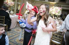 5 Ways To Entertain Kids At Your Reception | WeddingWire: The Blog