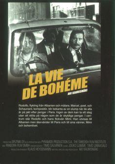 La Vie De Boheme (1992) d. Aki Kaurismaki