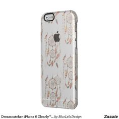 Dreamcatcher iPhone 6 Clearly™ Deflector Case Uncommon Clearly™ Deflector iPhone 6 Case