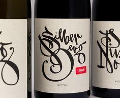 WETZER Wines by László Mihály Naske, via Behance