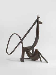 David Smith - Swung Forms, 1937