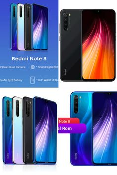 $137.69 - 201.99  The Redmi Note is a well-established series and each new phone follows the same book - a large screen, a snappy chipset, a good camera, and a 4,000 mAh battery. All these should be wrapped in a striking body, ran by the latest MIUI, and everything ends with an affordable price tag. Well, the Redmi Note 8 follows the recipe and has just the right ingredients so that makes it yet another excellent addition to the series. Everything Ends, Smartphones For Sale, Note 8, Best Camera, New Phones, Samsung, Iphone, Recipe, Book