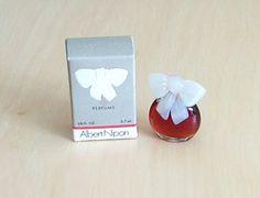 Albert Nipon Perfume, 3.7ml mini, miniature perfume