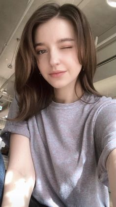 35 Women Summer Hairstyles Ideas for Medium Hair Angelina Danilova, Beauté Blonde, Cute Girl Face, Beautiful Girl Image, Beautiful Women Tumblr, Cute Beauty, Girls Image, Summer Hairstyles, Ulzzang Girl