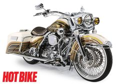 Power and Beauty - Custom 2007 Harley-Davidson Road King