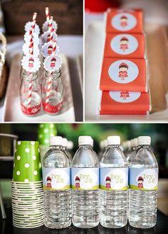 15 ideias para festa tema Chapeuzinho Vermelho | Macetes de Mãe