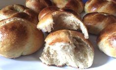 Voňavé raňajkové uzlíky spoza plota Pretzel Bites, Doughnut, Bread, Desserts, Food, Basket, Tailgate Desserts, Deserts, Brot