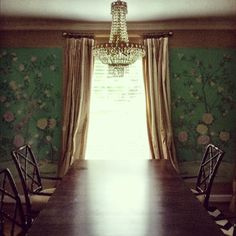the long and short of it: Dining Room Sneak Peek.