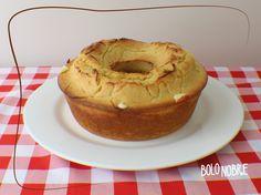 Curtindo o feriado da Independência do Brasil com um delicioso bolo de Requeijão com Milho <3 <3 <3