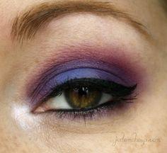 Violet et bleu – Makeup Geek