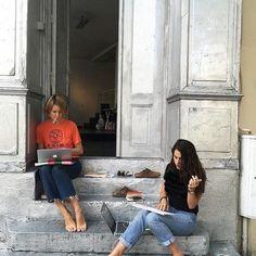 European Summer, Italian Summer, Olympia Le Tan, Uni Life, Nine Lives, Oui Oui, Lauren, Photo Dump, Looks Cool