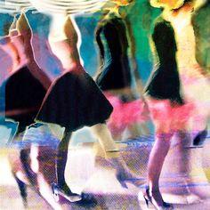 Retro Fashion Art Print Fashion Photo Art Fashion by trolleyla (Art & Collectibles, Prints, Giclee, fashion pop art, fashion illustration, 1950s art, pink black, fashion art print, fashion art retro, fashion wall art, 8x8 8 x 8 fashion, fashion runway art, retro art print, vintage fashion art, framed fashion art, gift idea women)