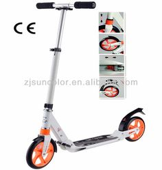 3 wheel kick scooter for adults 2 wheel cheap folding scooter high quality $30~$45