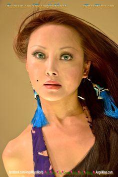 Ange Maya Nude Photos 23
