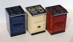 Small Aga Cookers by MenutmonShop on Etsy