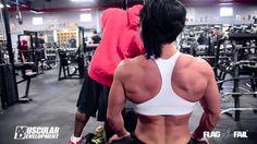 Dana Linn Bailey  - Back Workout