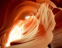 Antelope Slot Canyon, Arizona