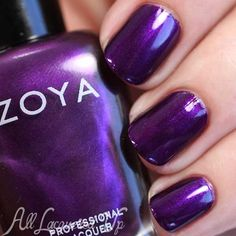 Zoya Giada swatch - Flair Fall 2015