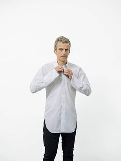 Peter Capaldi photo by Paul Stuart
