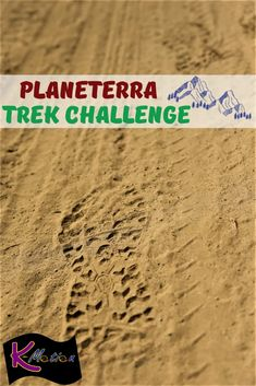 Planeterra Trek Challenge - K in Motion