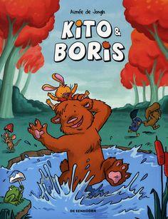 Kiro en Boris - Aimée De Jongh - Stripreeks voor beginnende lezertjes (AVI 2)