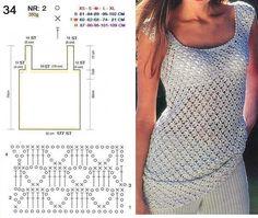 Os mais lindos modelos de blusas de crochê com manga longa, manga curta, regata, com listras, com ponto grampo e muito mais. Veja looks, gráficos e modelos.