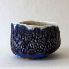Tea Bowl, 2011glazed porcelain, gold, hand-built5″ x 5 1/4″ x 4 3/4″