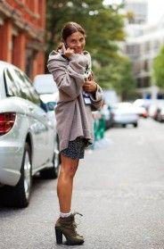 On the Street….Gloria, NYC « The Sartorialist