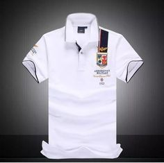 Hot sale New Arrival Brand Polo Aeronautica Militare men Shirt Air Force One Camisas Masculinas Cotton Polo Ralphly men Shirts Polo Shirt Embroidery, Embroidered Polo Shirts, Embroidery Dress, Air Force Clothing, Air Force One, Short Shirts, Polo T Shirts, Men Shirts, Shirt Men