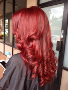 Loving my new hair color