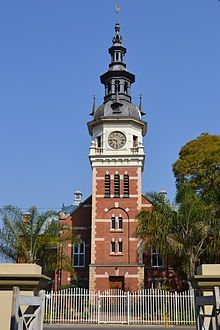 Die Gereformeerde Kerk op die hoek van Kerk- en Potgieterstraat in Pretoria is 'n geskiedkundige Gereformeerde kerk wat tydens die bewind van die Zuid-Afrikaansche Republiek opgerig is.